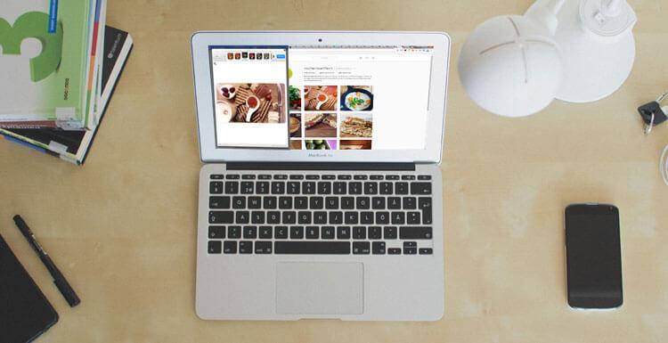 Instagram Upload am PC oder Mac: Fotos via PC oder Mac auf Instagram hochladen