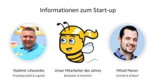 Start-Up ImkerPur: wir stehen 100%-ig hinter jedem unserer Produkte