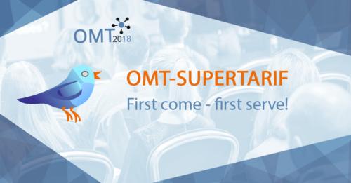 OMT 2018 Vorverkauf gestartet